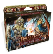 Pathfinder, Adventure Card Game, Mazo Clase Clerigo