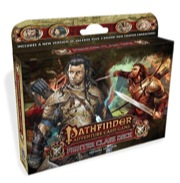 Pathfinder, Adventure Card Game, Mazo Clase Guerrero