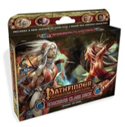 Pathfinder, Adventure Card Game, Mazo Clase Hechicero