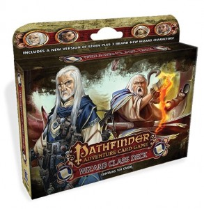 Pathfinder, Adventure Card Game, Mazo Clase Mago