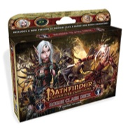 Pathfinder, Adventure Card Game, Mazo Clase Pícaro