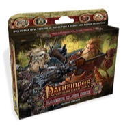 Pathfinder, Adventure Card Game, Mazo Clase Ranger