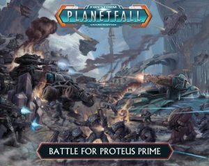 Planetfall, caja