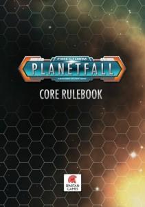 Planetfall, reglamento