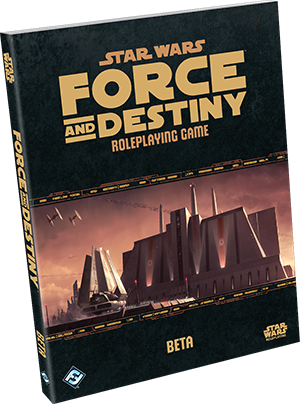 Star Wars, Force and Destiny RPG