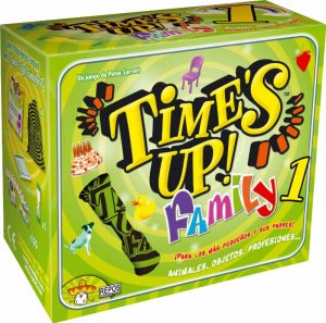 Time´s Up Family Asmodee