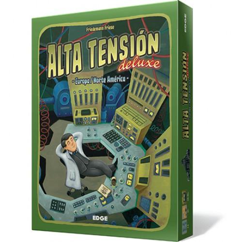 Alta Tensión, deluxe caja
