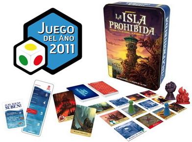 La isla Prohibida JDa en la feria internacional de juegos de córdoba en 2011