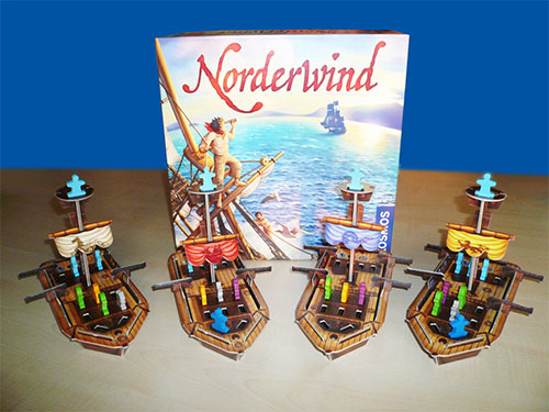 Barcos de norderwind
