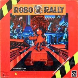 RoboRally, caja