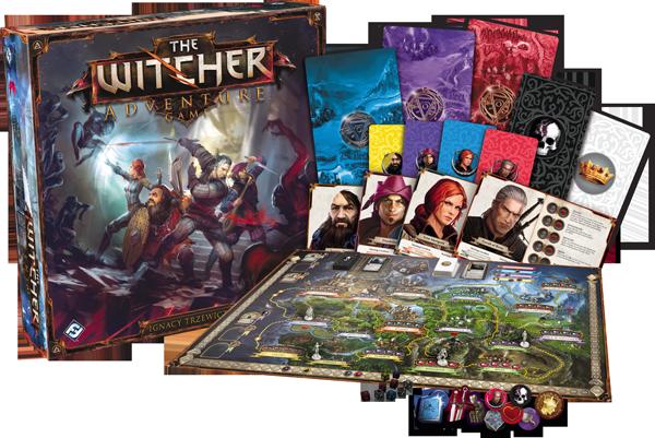 The Witcher, el juego de aventuras - Conjunto