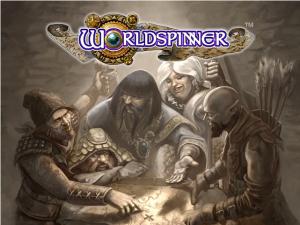 Worldspinner, logo