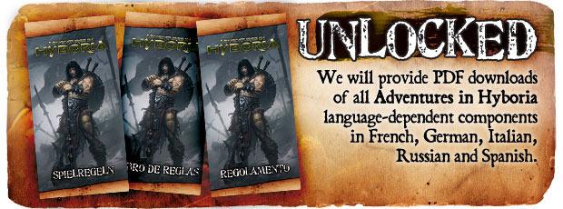 Age of Conan, reglas PDF