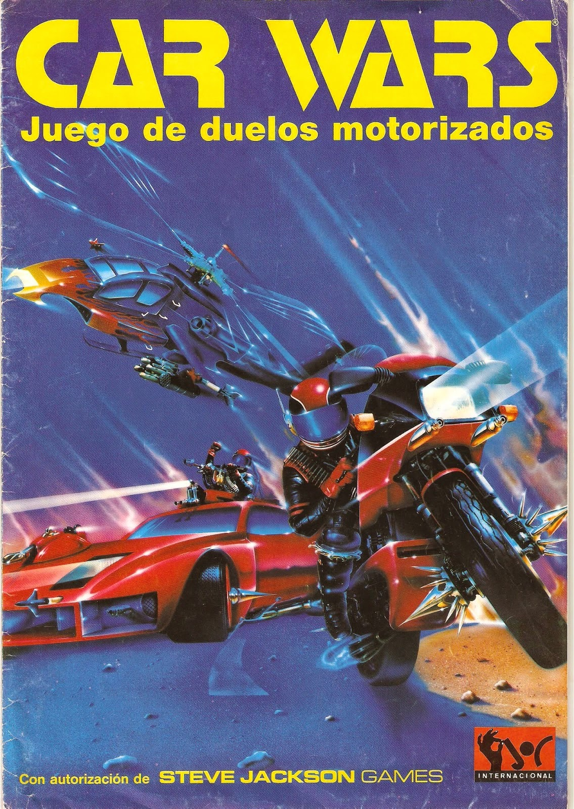 Car Wars, clásico