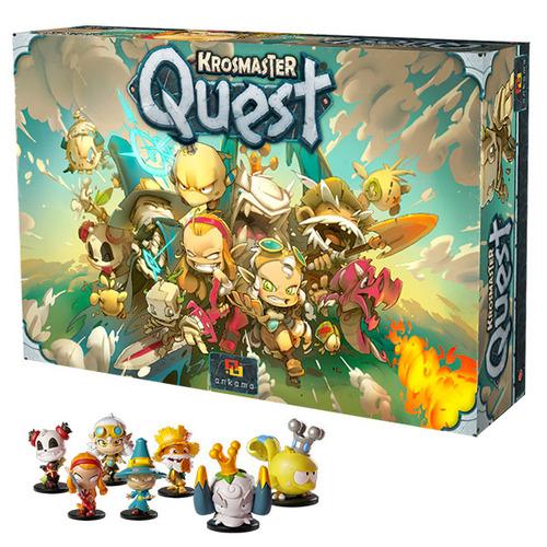 imagen promocional de krossmaster quest