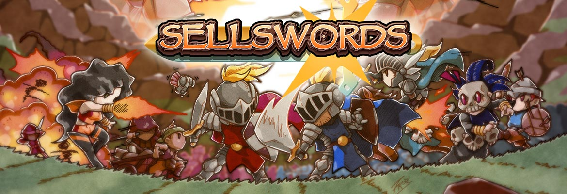 Arte conceptual de sellswords