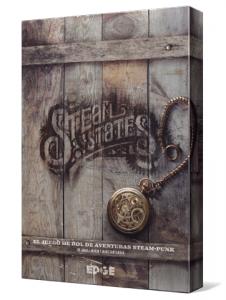 Steam States caja