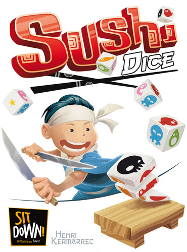 Portada de Sushi Dice