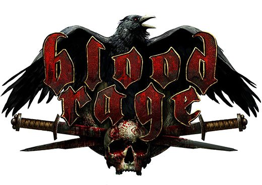 Logotipo de Blood rage