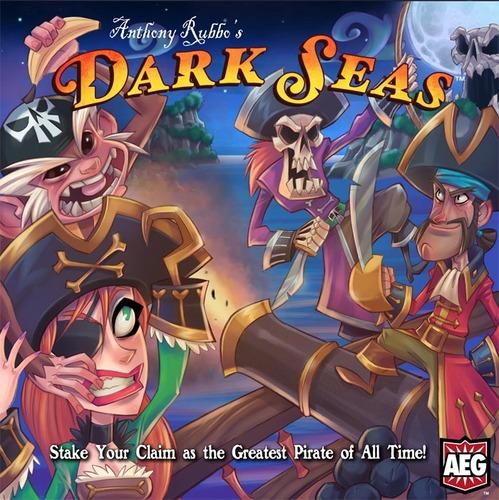 Portada de dark Seas