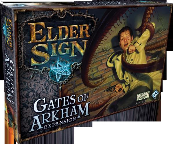 Gates of Arkham caja