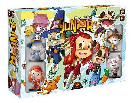Caja de Krosmaster Junior
