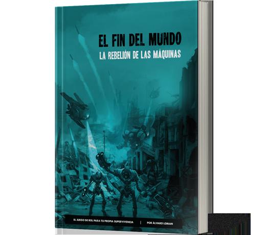 La rebelión de las máquinas será la cuarta entrega de la línea El fin del mundo de Edge Entertainment