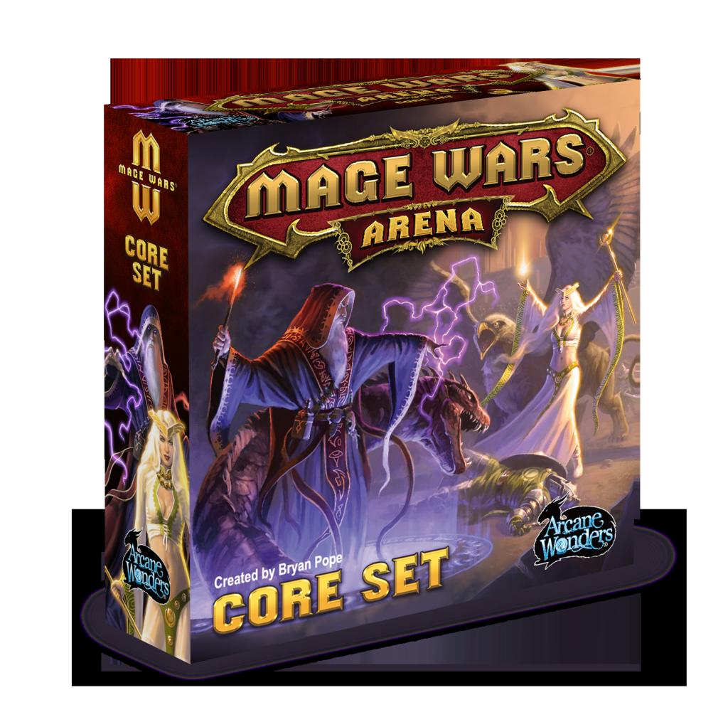 La cuarta edición de Mage Wars llegará a principios de 2015