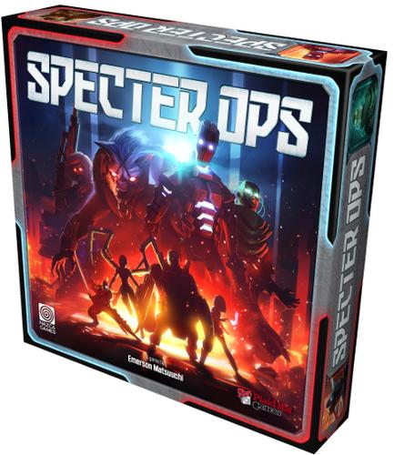 Portada de Specter Ops