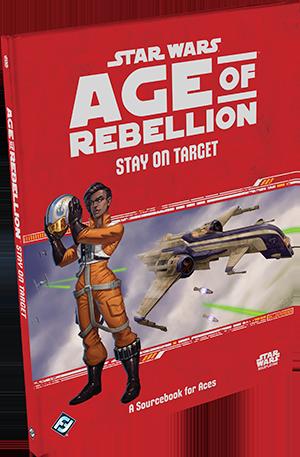 Así es Stay on Target, el nuevo suplemento del juego de rol Star Wars: Age of Rebellion