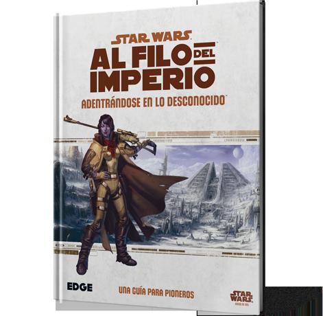 Llega Adentrándose en lo desconocido, primer suplemento de Star Wars: Al filo del imperio