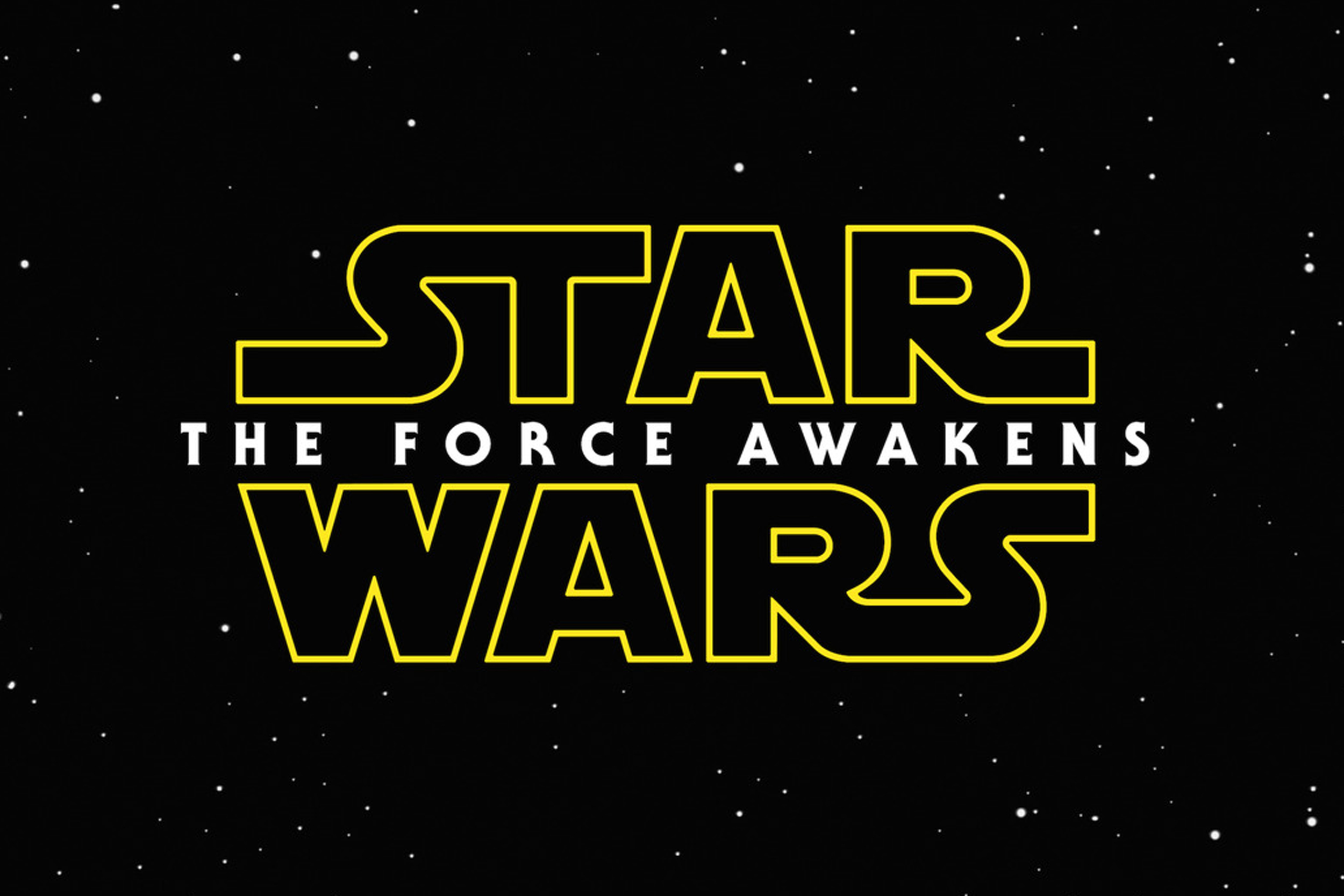 Tráiler Star Wars The Force Awakens