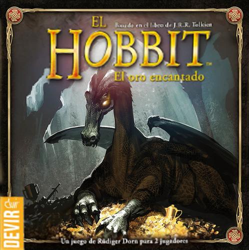 Caja del juego El Hobbit, El Oro Encantado