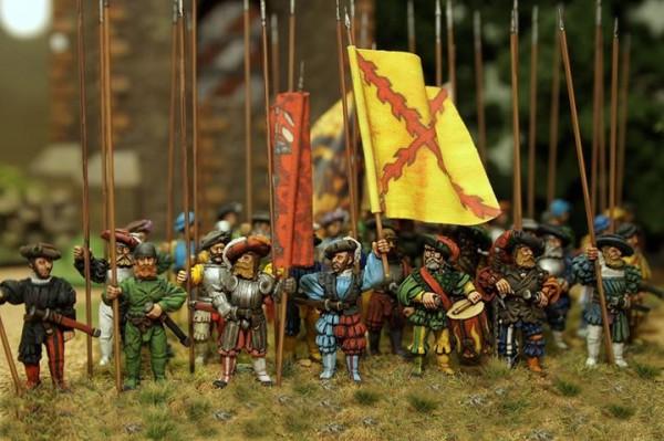 Nuevas miniaturas de Warlord Games