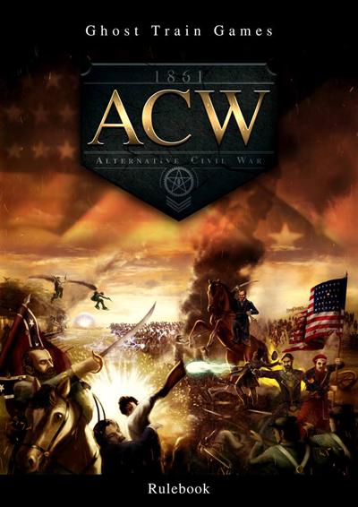 ACW 1861, portada reglamento