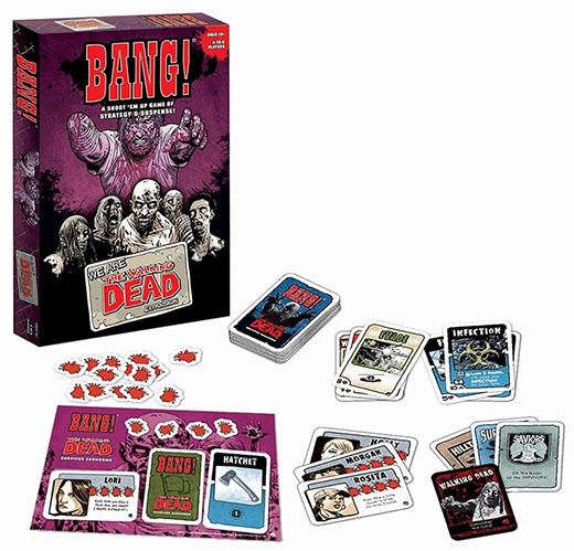 Bang we are the walking dead expansion