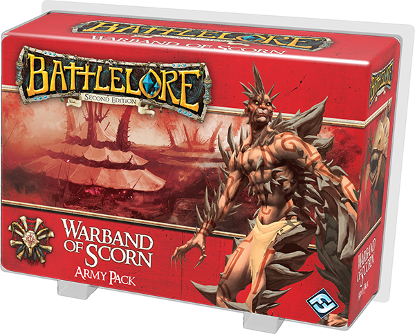 Battlelore, Warband of Scorn
