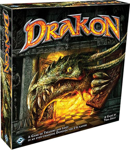 Portada de la cuarta edición de Drakon
