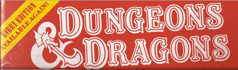Dungeons&Dragons, logo