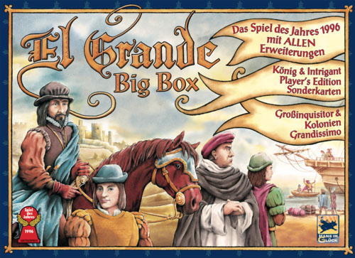 Portada de El Grande Big Box