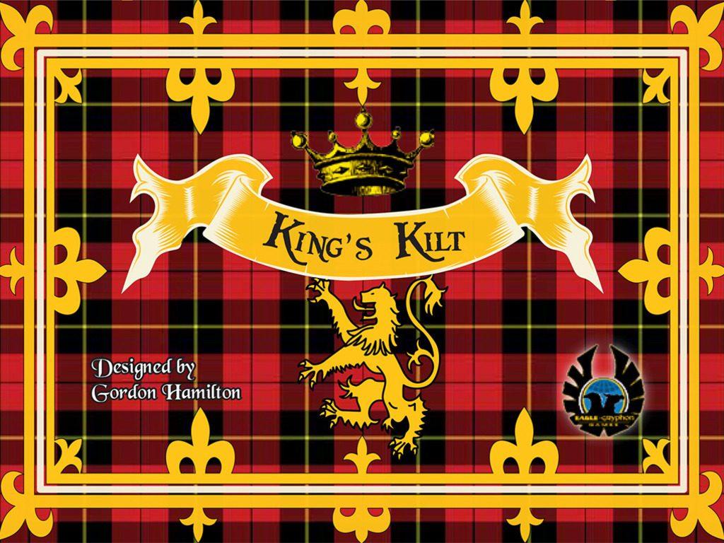 Defiende tu clan en King's Kilt, el juego de cartas escocés