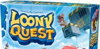 Portada de Loony Quest