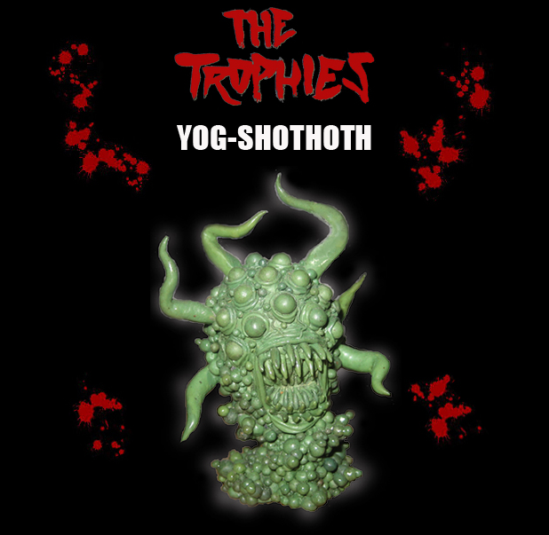 Necronomicon II, The Trophies Yog-Shothoth