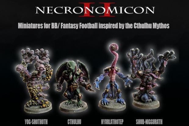 Necronomicon II, promo