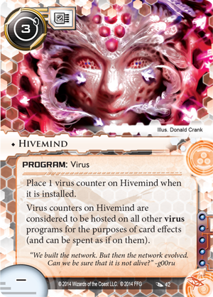 Netrunner - Order and Chaos Hivemind