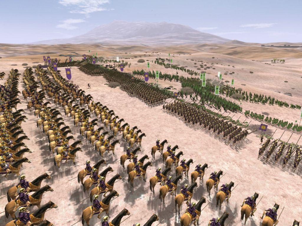 Juego Rome: Total War de Creative Assembly