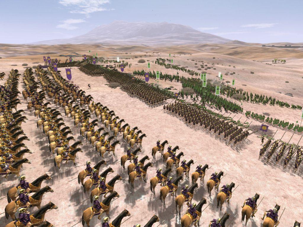 Juego Rome: Total War de Creative Assembly