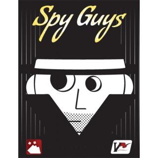 Spy Guys, portada