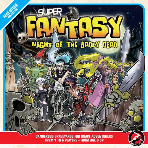 Portada de Super Fantasy 2