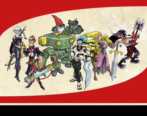 Heroes de Super Fantasy 2